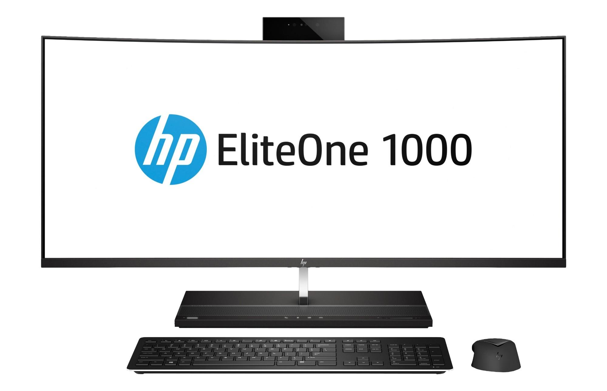 HP EliteOne 1000 G1 3.4GHz i5-7500 7th gen Intel® Core™ i5 34