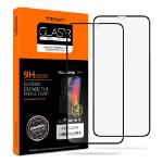 Spigen 057GL23120 schermbeschermer Doorzichtige schermbeschermer Mobiele telefoon/Smartphone Apple 2 stuk(s)