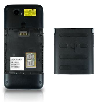 Datalogic 94ACC0245 accesorio para dispositivo de mano Batería Negro