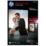 HP Premium Plus Glossy -25 sht/10 x 15 cm photo paper