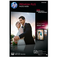 HP Premium Plus Glossy Snapshot photo paper Gloss