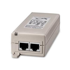 Microsemi PD-3501G/AC Gigabit Ethernet 48V PoE adapter