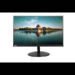 """Lenovo ThinkVision T24i 60.5 cm (23.8"""") 1920 x 1080 pixels Full HD LED Black"""