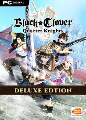 Nexway Black Clover: Quartet Knights - Deluxe Edition vídeo juego PC De lujo Español