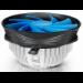 DeepCool GAMMA ARCHER Processor Cooler 12 cm Black, Blue, Silver