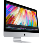 "Apple iMac 27"" 3.4GHz i5-7500 27"" 5120 x 2880pixels Silver All-in-One PC"