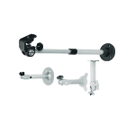 BOSCH SECURITY VIDEO MOUNT INDOOR 8IN 9 LB MAX LOAD