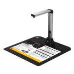 Adesso NUSCAN Q800 scanner Photo scanner Black, Silver