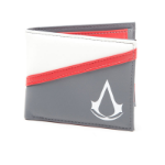 ASSASSIN'S CREED Debossed Crest Bi-Fold Wallet, One Size, Multi-colour (MW250301ASC)