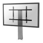 "Newstar Motorised TV/LFD Wall Lift for 42""-100"" screen, Height Adjustable - Silver"