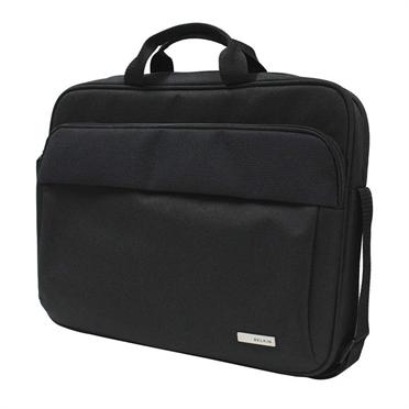 "Belkin F8N657 16"" Messenger case Black notebook case"