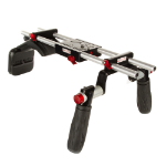 SHAPE C300SM camera rig Black,Red,Silver