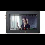 "Blackmagic Design Video Assist 12.7 cm (5"") 1920 x 1080 pixels LED backlight Touchscreen Black"