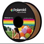 Polaroid PL-8012-00 3D printing material Polylactic acid (PLA) Brown 1 kg