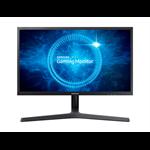 """Samsung SyncMaster S25HG50FQU 24.5"""" Full HD TN Matt Black Flat computer monitor"""