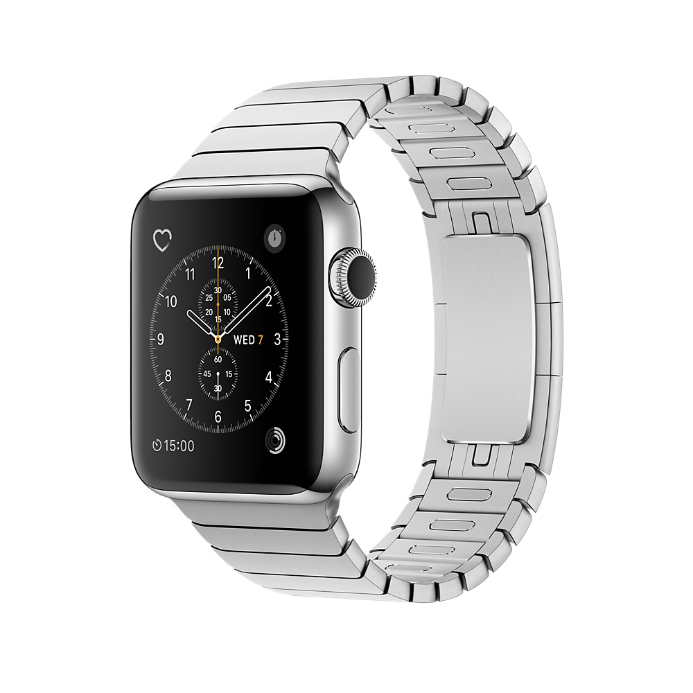Apple Watch Series 2 OLED GPS (satellite) Stainless steel smartwatch
