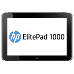 HP ElitePad 1000 G2 128GB 3G 4G Silver