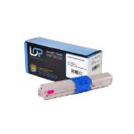 Click, Save & Print Remanufactured Oki 44973534 Magenta Toner Cartridge