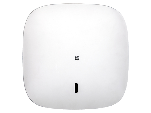 Hewlett Packard Enterprise 525 Wireless Dual Radio 802.11ac (WW) Power over Ethernet (PoE) White WLAN access point