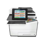 HP PageWide Managed Color Flow MFP E58650z 2400 x 1200DPI Thermal Inkjet A4 50ppm L3U43A#B19