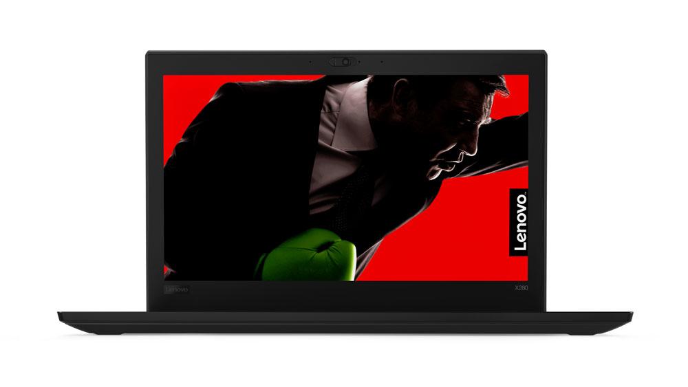 Lenovo ThinkPad X280 Black Notebook 31.8 cm (12.5