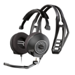 Plantronics RIG 500HS Binaural Head-band Black headset