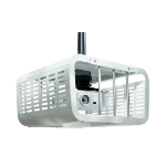 Peerless PE1120-W Projector Security Cage for Peerless Mounts