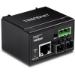 Trendnet TI-F10S30 convertidor de medio 200 Mbit/s 1310 nm Monomodo Negro