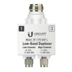 Ubiquiti Networks AF-11FX-DUP-L 1pc(s) Silver,White fiber optic adapter