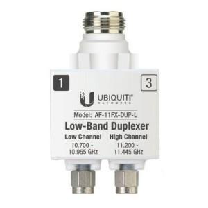 Ubiquiti Networks AF-11FX-DUP-L 1pc(s) Silver,White fiber optic adapter