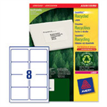Avery QuickPEEL White 800pc(s) self-adhesive label