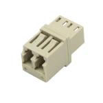 MCL 2 LC conector 2x LC Blanco