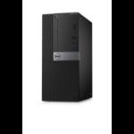 DELL OptiPlex 7040 3.4GHz i7-6700 Mini Tower Black PC