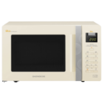 Daewoo KOR6A0RC Countertop Solo microwave 20L 800W Cream microwave