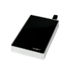 Rocstor Rocsecure EX31, 2TB SSD 2000 GB Black,White