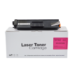 Click, Save & Print Remanufactured Brother TN329M Magenta Toner Cartridge