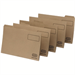 Elba 100090233 Polypropylene (PP) Brown folder