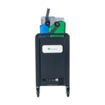 lockncharge Carrier 20 Portable device management cart Black, Blue, Green, Metallic