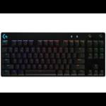 Logitech G PRO Gaming keyboard USB Black
