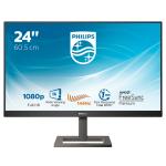 "Philips E Line 242E1GAEZ/00 LED display 60.5 cm (23.8"") 1920 x 1080 pixels Full HD Black"