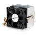 StarTech.com Ventilador para CPU Socket A 60x65mm con Disipador de Calor para AMD Duron o Athlon