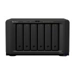 Synology DiskStation DS3018xs D1508 Ethernet LAN Desktop Black NAS