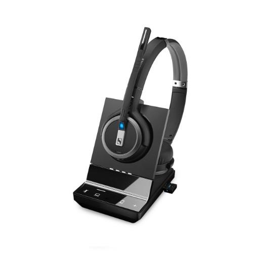 Sennheiser SDW 5064 - UK Binaural Head-band Black