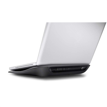 "Belkin CoolSpot Anywhere 17"" Black notebook cooling pad"