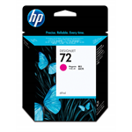 HP 72 inktcartridge Original Magenta
