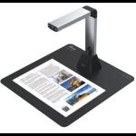 I.R.I.S. IRIScan Desk 5 cámara de documentos CMOS USB 2.0 Negro, Plata