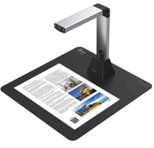 I.R.I.S. IRIScan Desk 5 document camera CMOS USB 2.0 Black, Silver