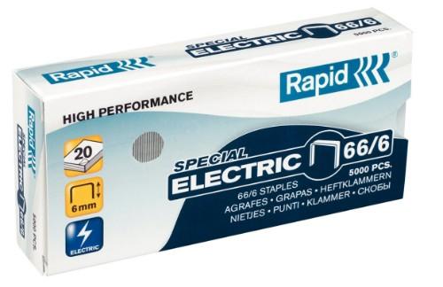Rapid 66/6 Staples pack 5000 staples