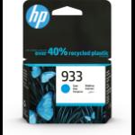 HP 933 1 pc(s) Original Standard Yield Cyan