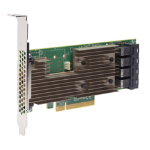 Broadcom 9305-16i interface cards/adapter PCIe,Mini-SAS Internal
